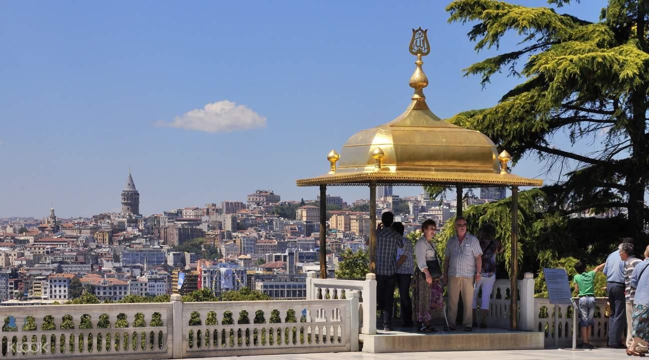 托普卡帕宮土耳其伊斯坦布爾