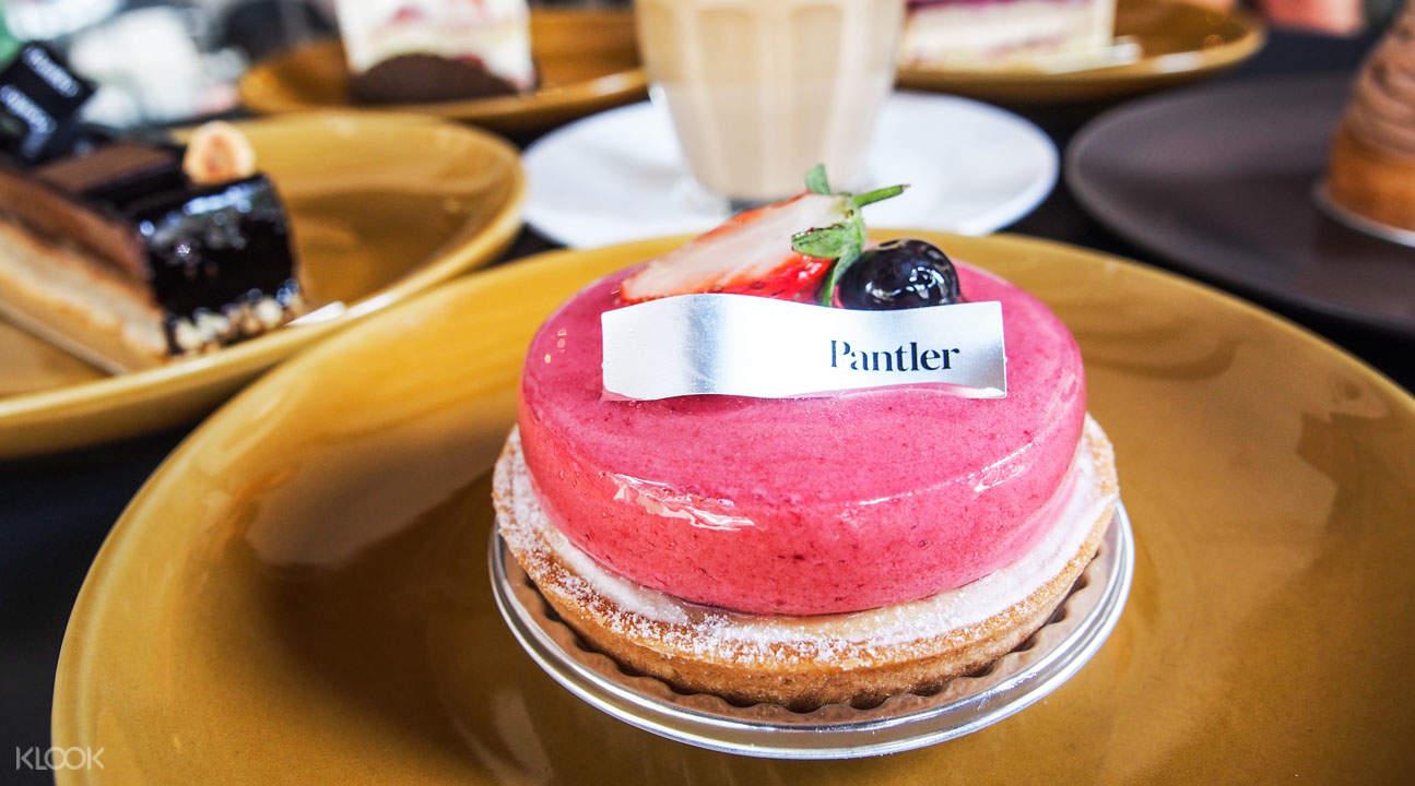Pantler 新加坡丹戎巴葛Berry Clafoutis