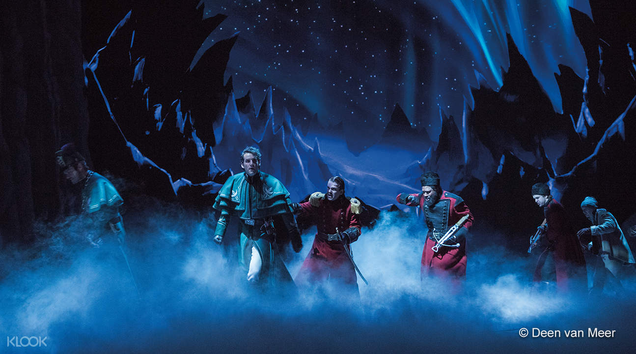 紐約「冰雪奇緣」百老匯音樂劇
