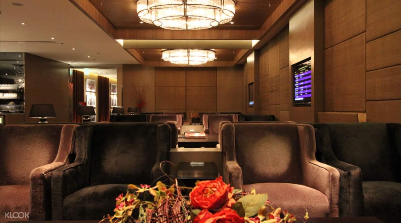 香港机场贵宾室 - 环亚机场贵宾室