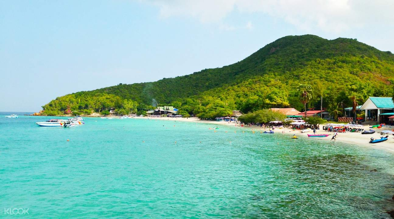 Raya and Coral Island Day Trip from Phuket by Oriental Holiday- Klook