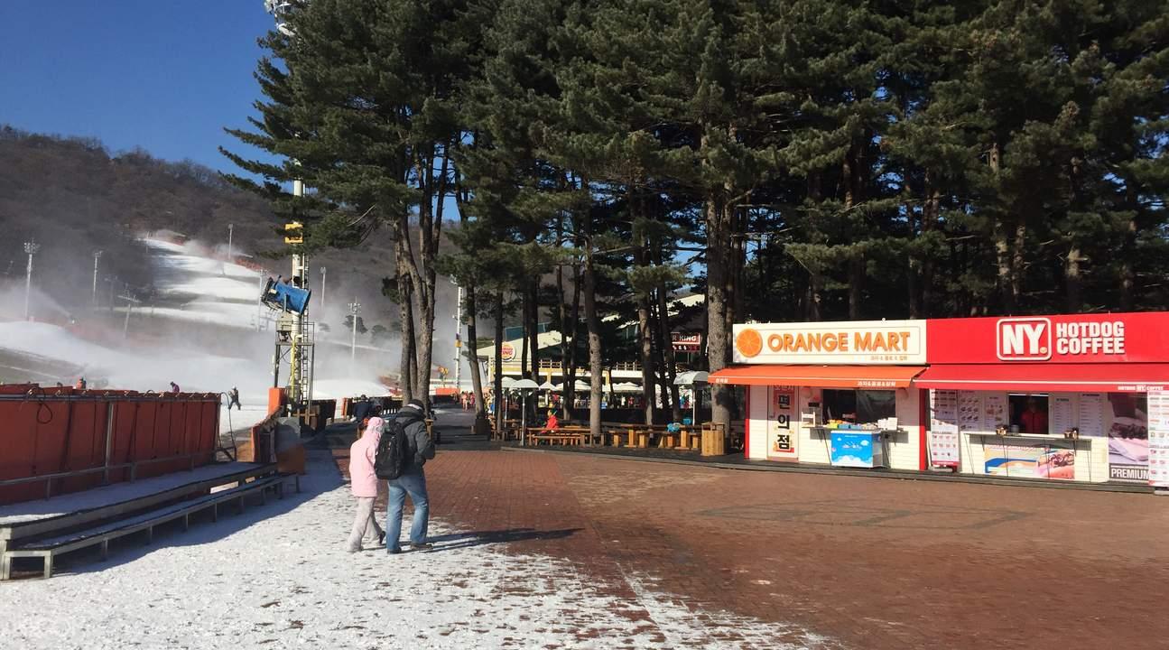 Jisan Forest Ski Resort