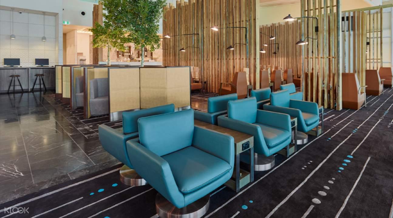 布里斯班國際機場貴賓室