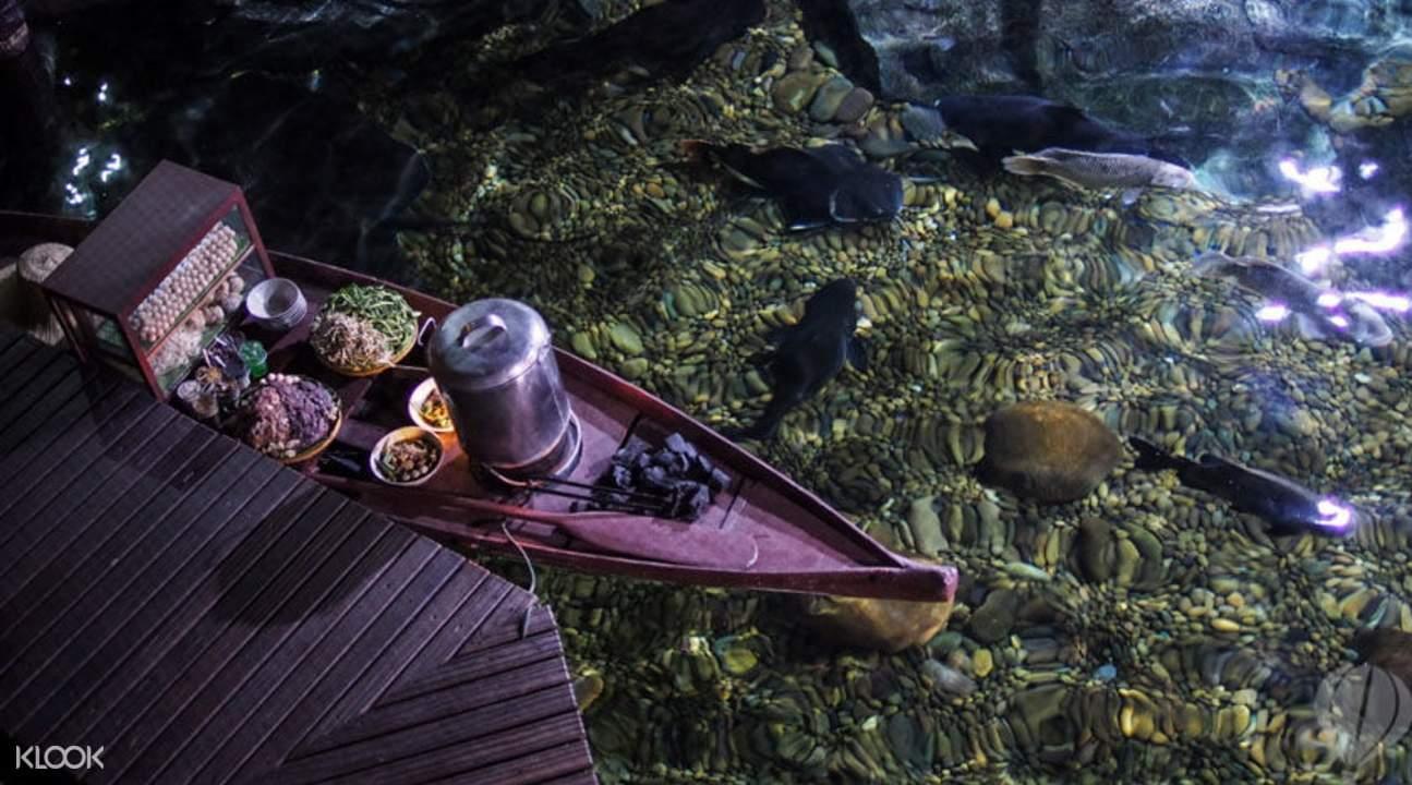 泰国暹罗海洋世界