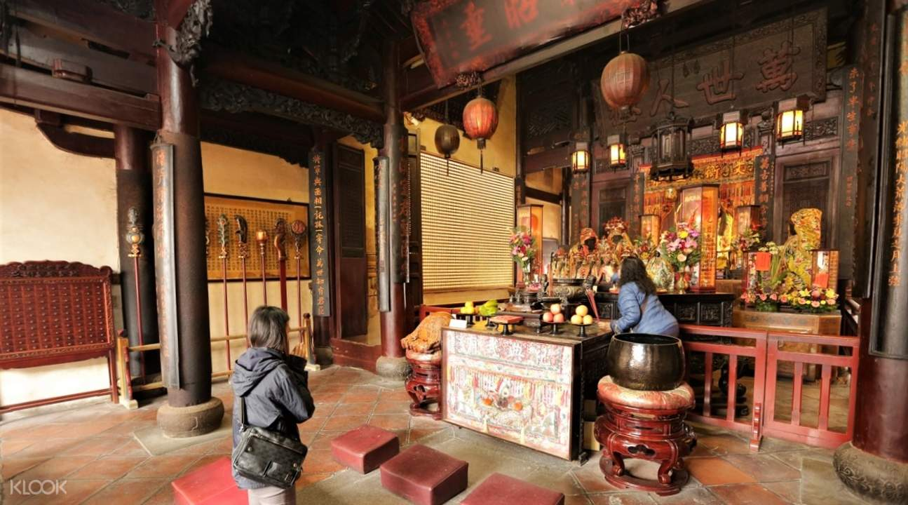 Tainan Historical Sites Pass