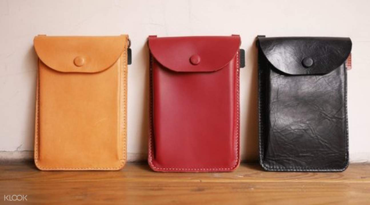 Handmade Leather workshop