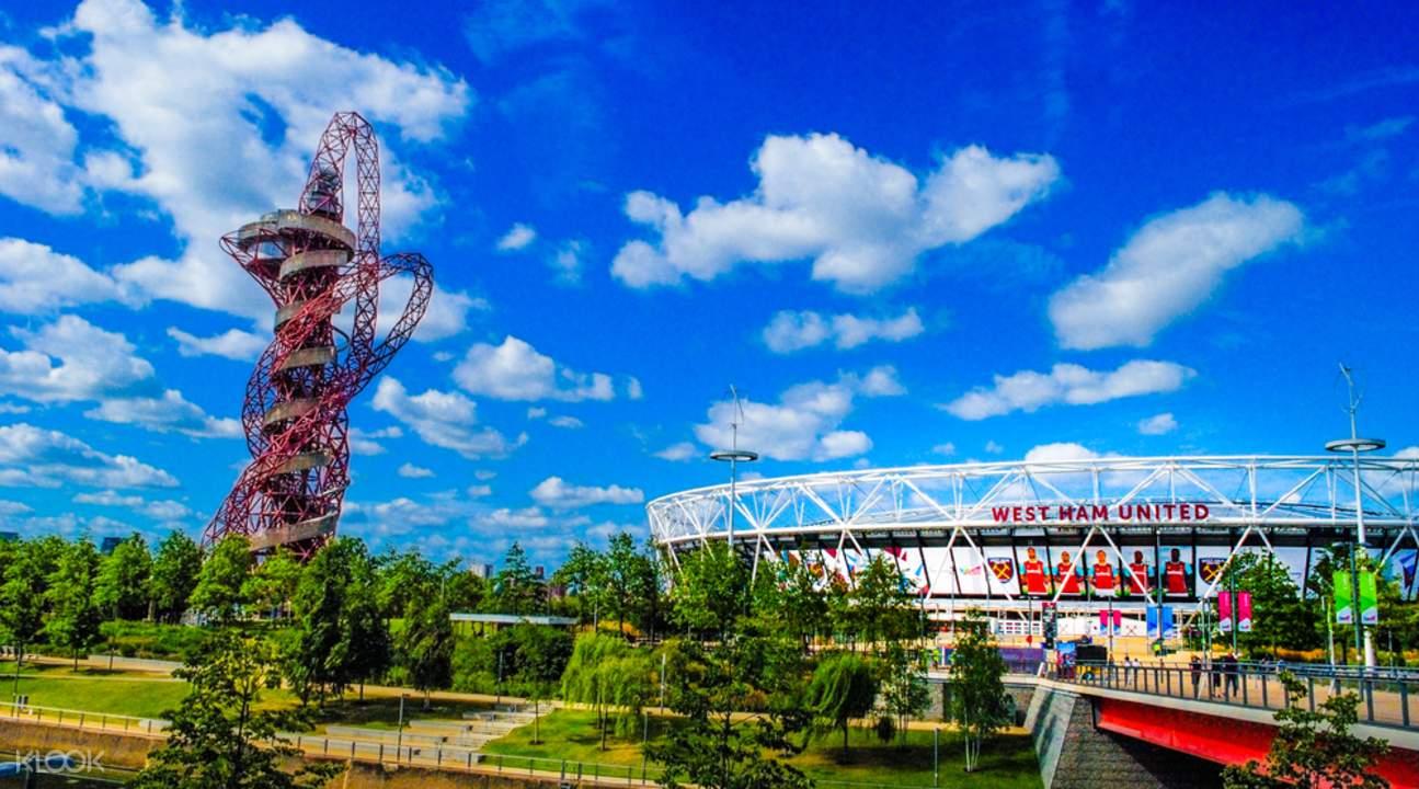 伦敦奥运塔门票