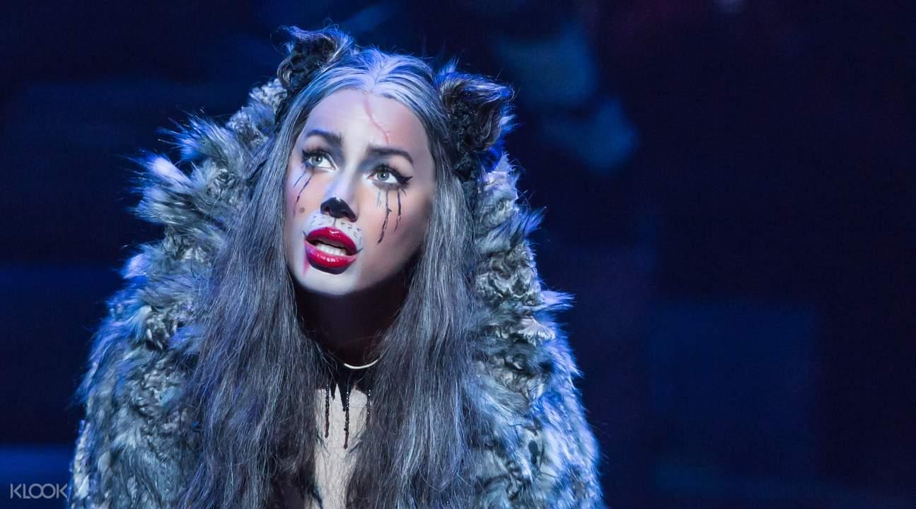 歌劇貓演出門票