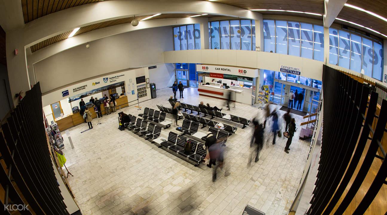 机场大巴 凯夫拉维克国际机场Flybus