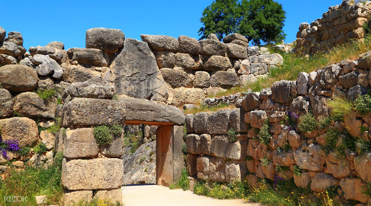 mycenae and epidaurus day tour from athens