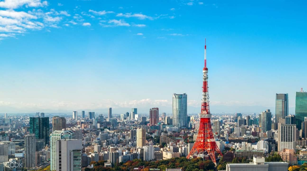 東京鐵塔大眺望廳