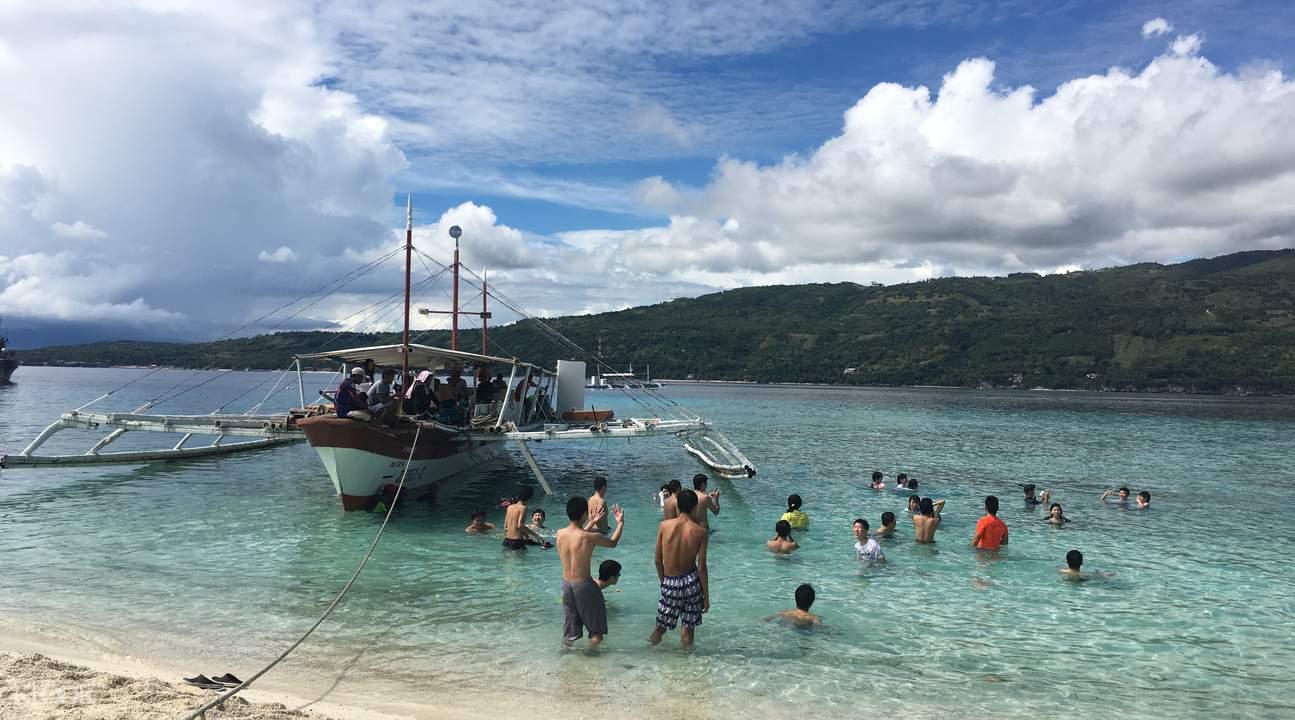 苏米龙岛游船
