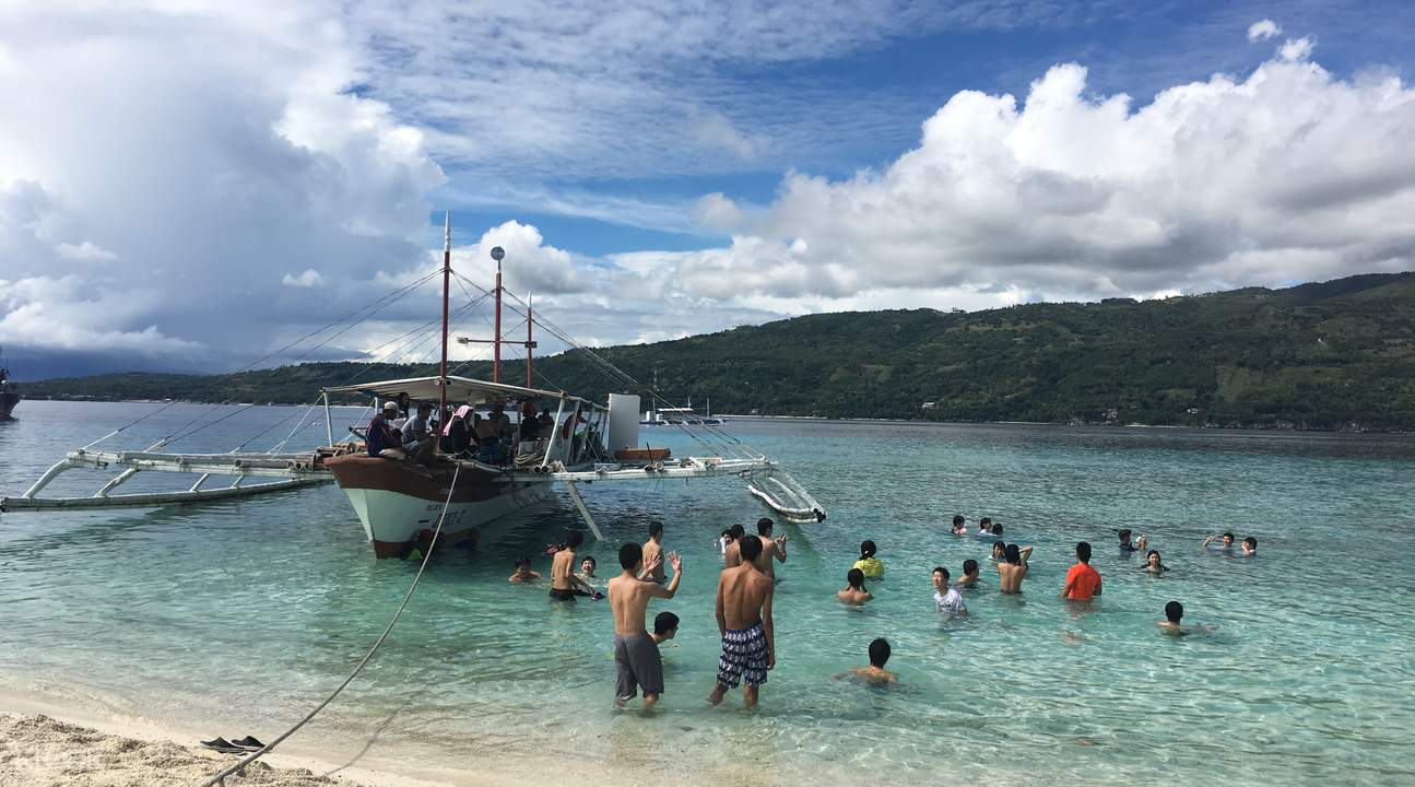 sumilon island cebu tour
