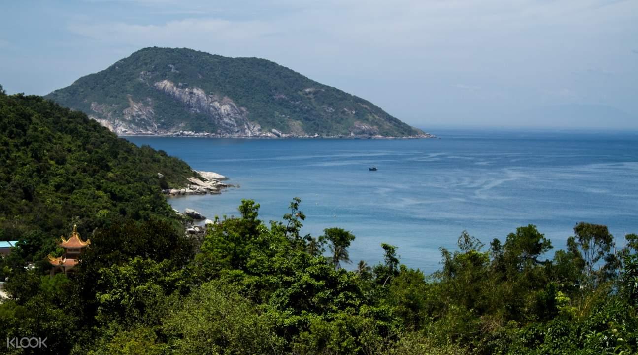 占婆岛一日游