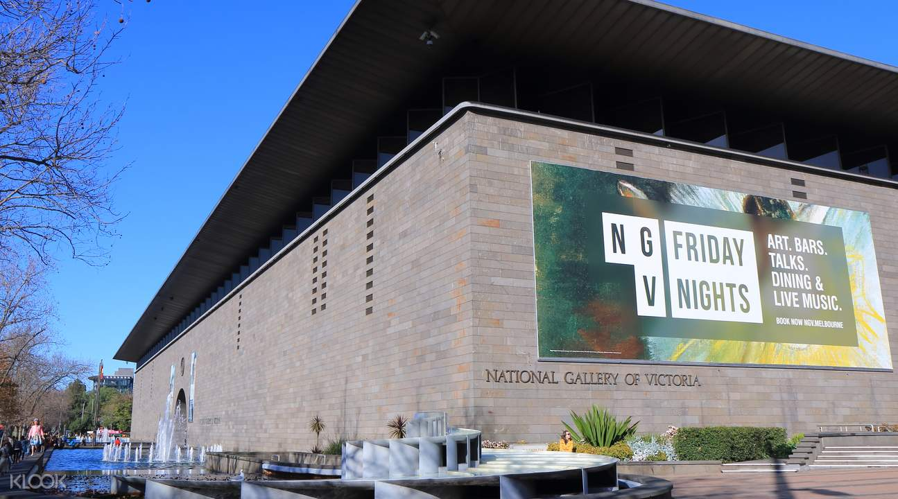National Gallery Canberra