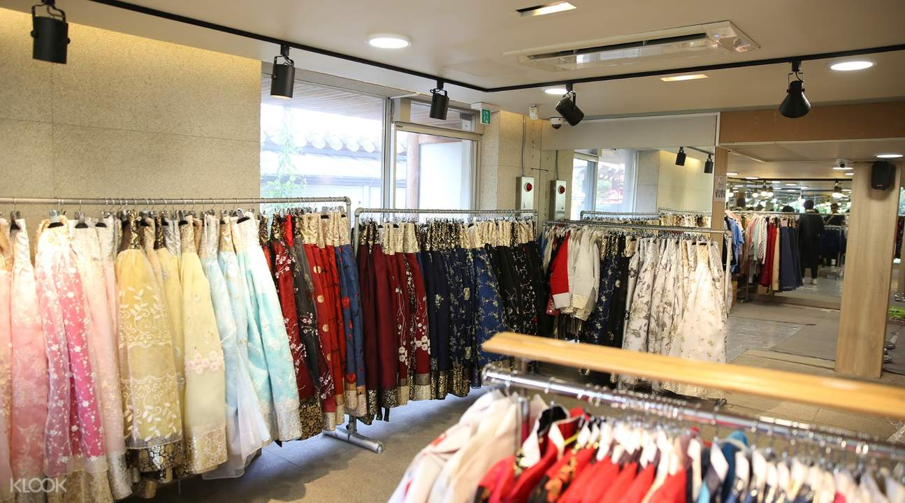 collections of hanboks