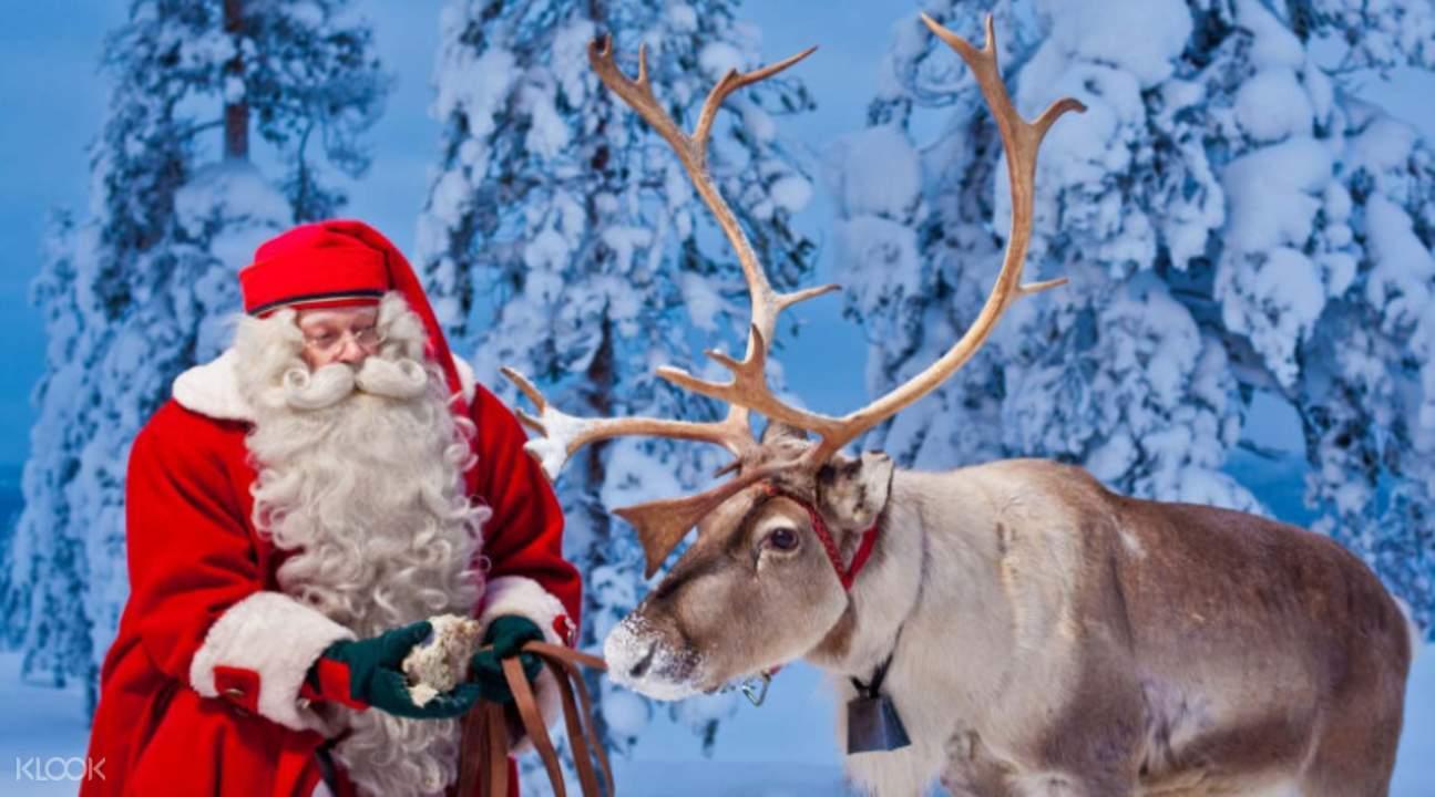 Meet Santa Claus at the Arctic Circle Ticket