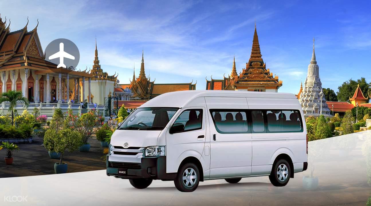 airport transfer for Phnom Penh