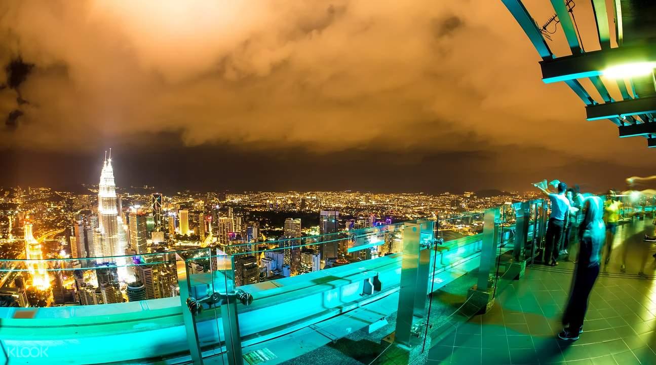 吉隆坡 观光层