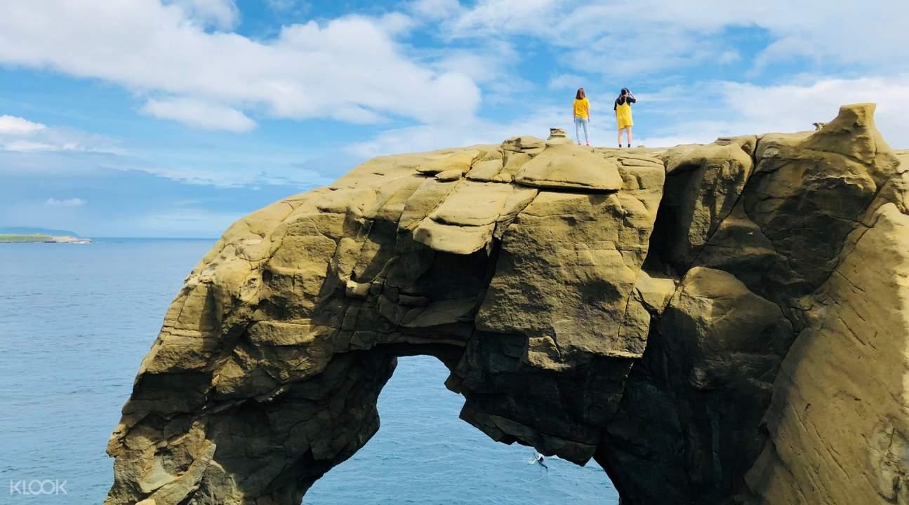 Elephant Trunk Rock