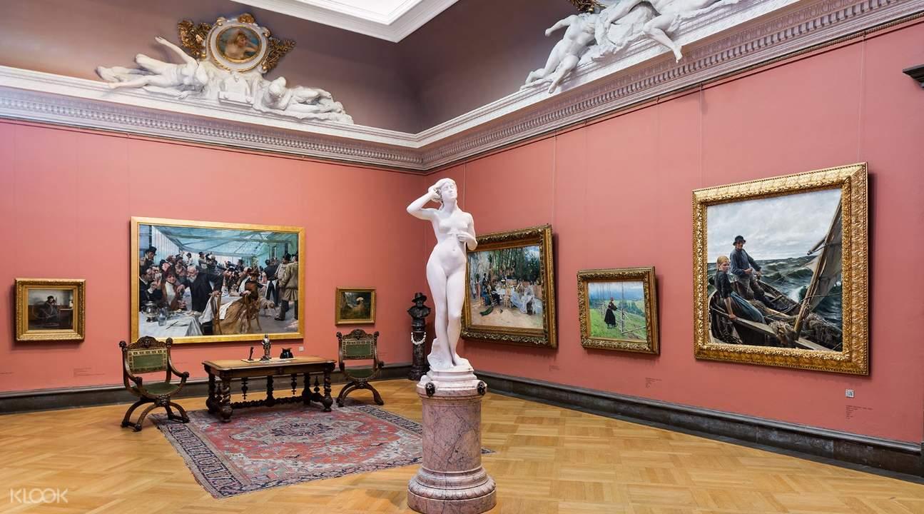 證哥特堡藝術博物館