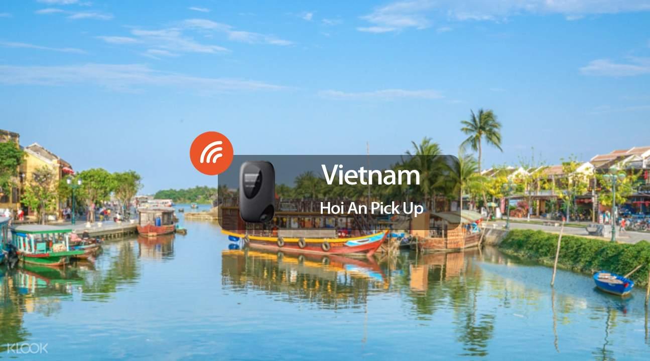 越南3G随身WiFi
