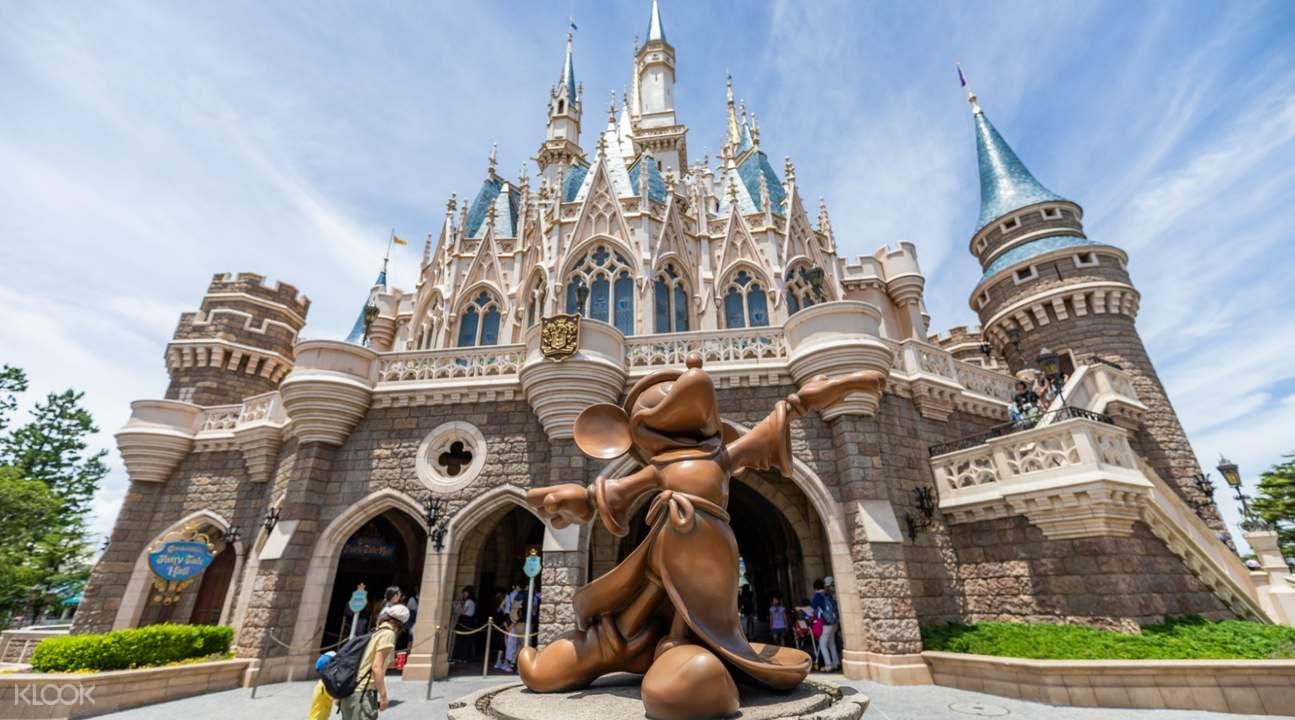 Tokyo Disneyland Ticket Deals