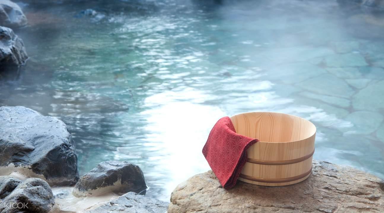 「神之湯」天然溫泉