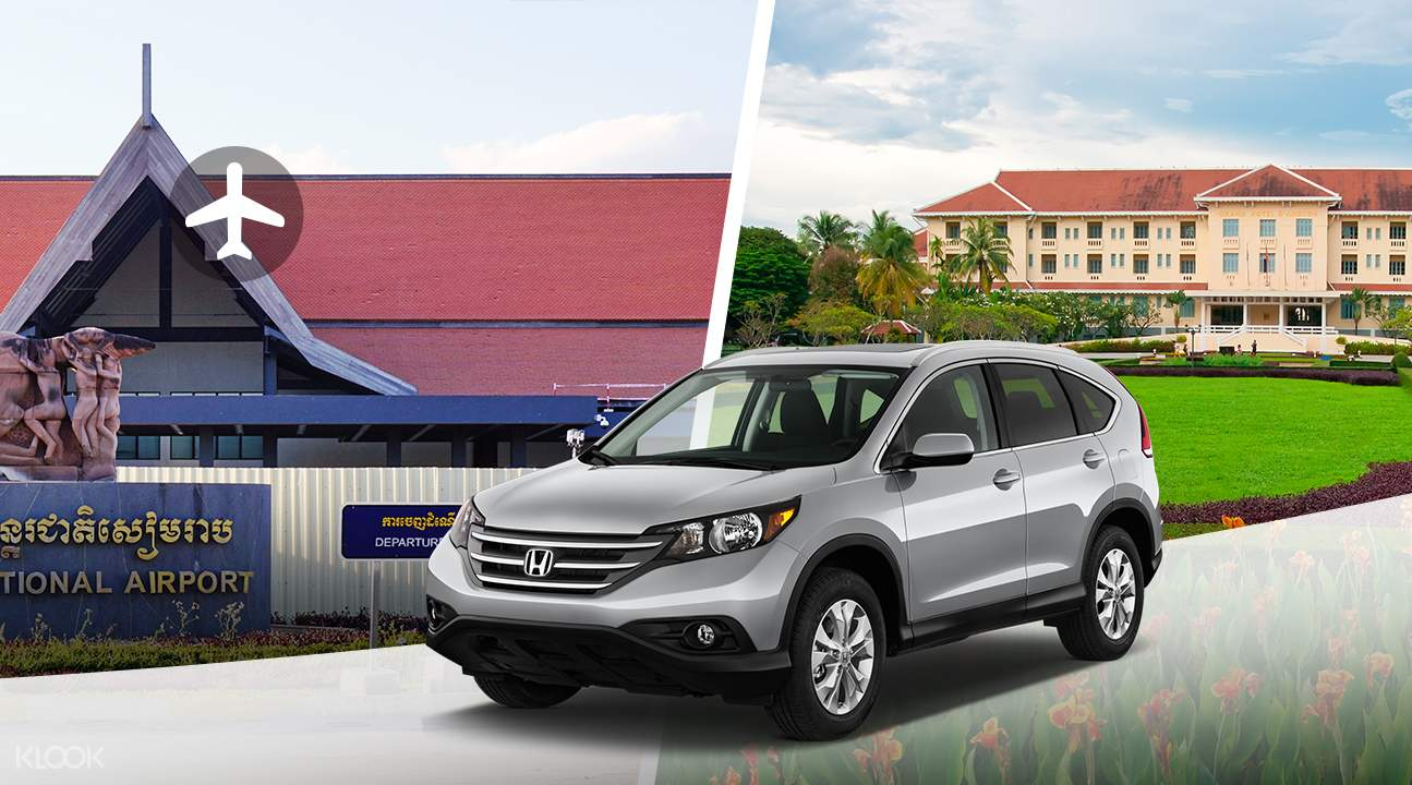 siem reap international airport private transfer