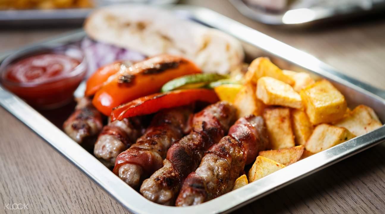 塞爾維亞美食