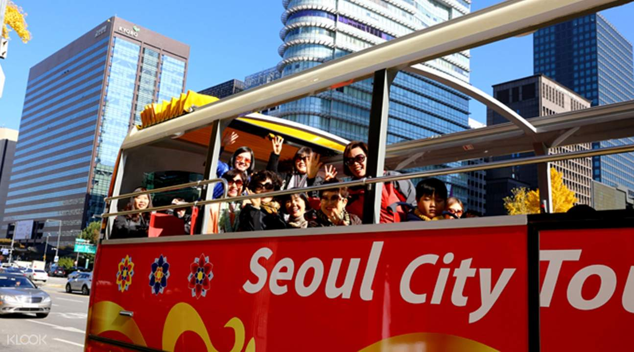 how to take bus in seoul