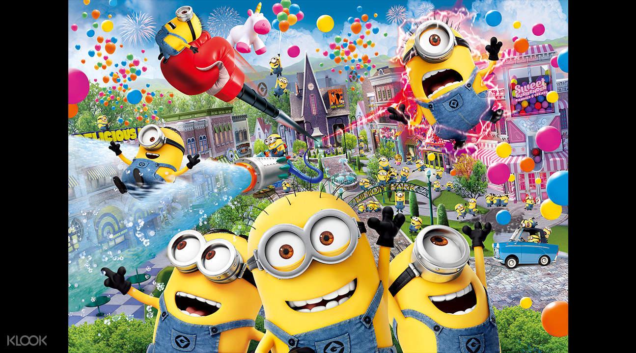 [Authorized Reseller] Universal Studios Japan Tickets - Klook