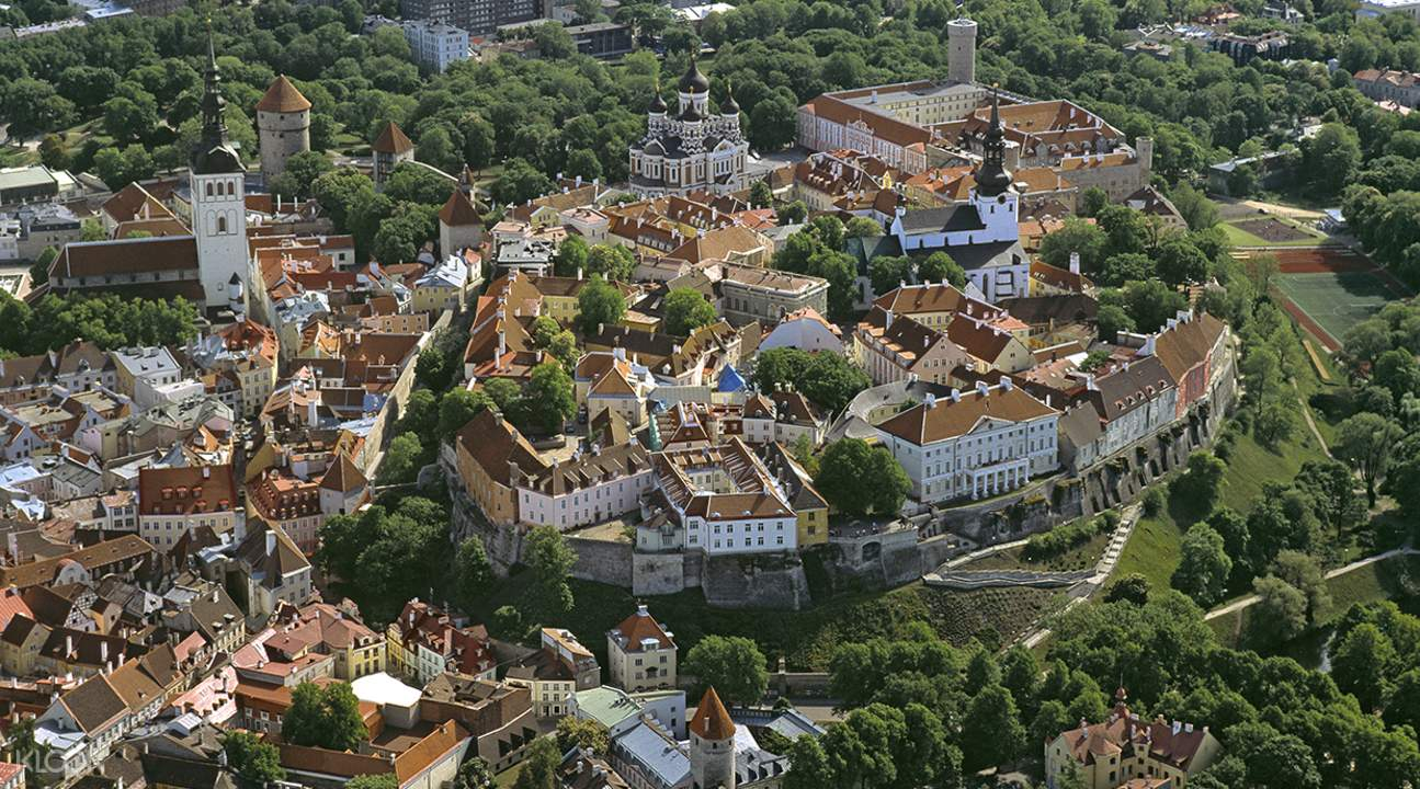 guided day tour to old town tallinn from helsinki
