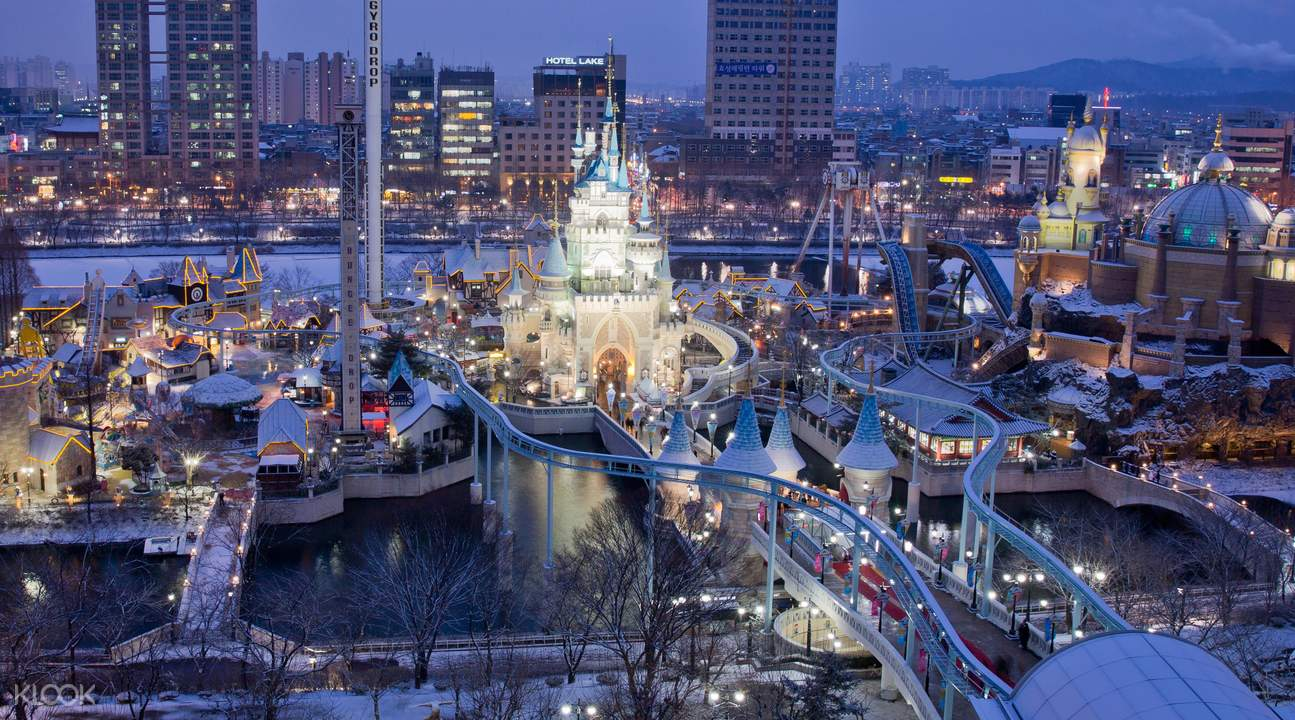 Lotte World Seoul Theme Park - Klook