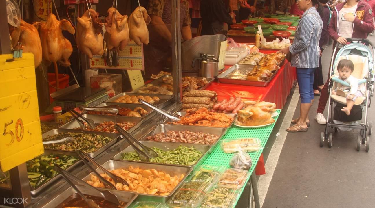 台北传统市场