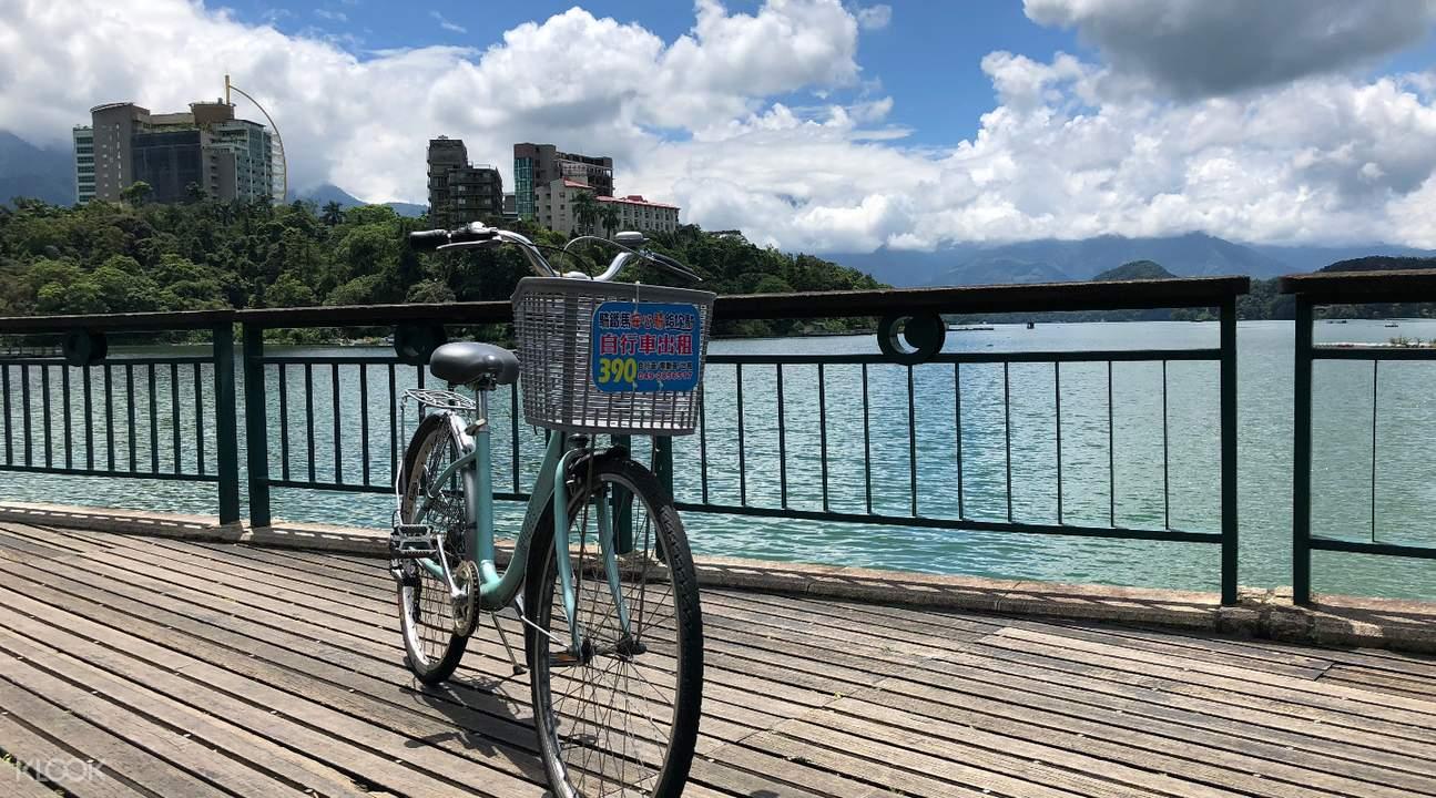 日月潭自行車