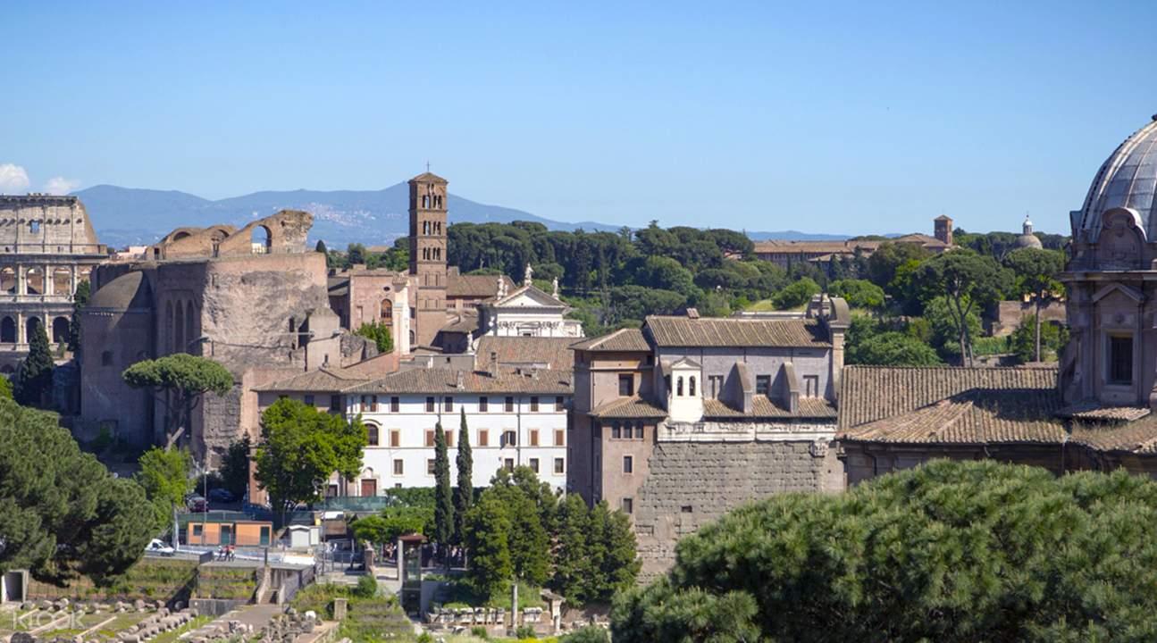 古羅馬遺址