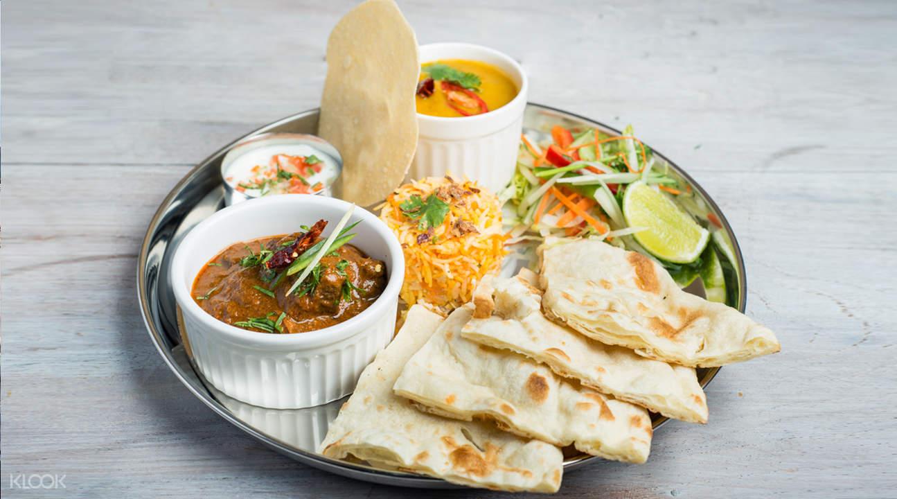 新加坡東海岸的印度餐廳- Zaffron Kitchen