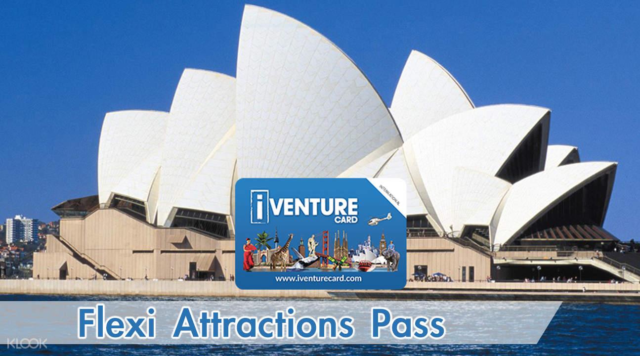 iventure flexi attractions