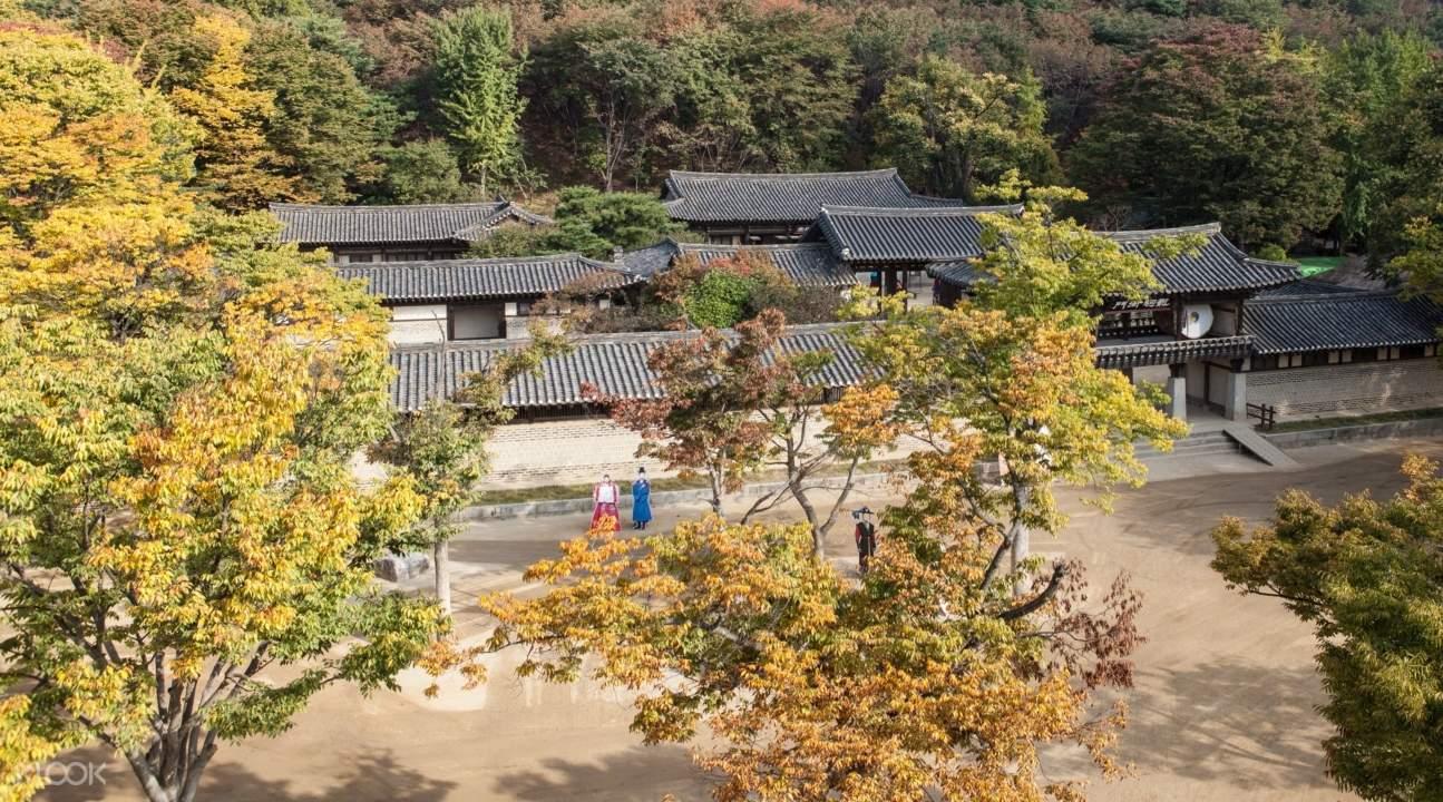 minsok korean folk village, korean folk village day tour, gyeonggi do trip from seoul