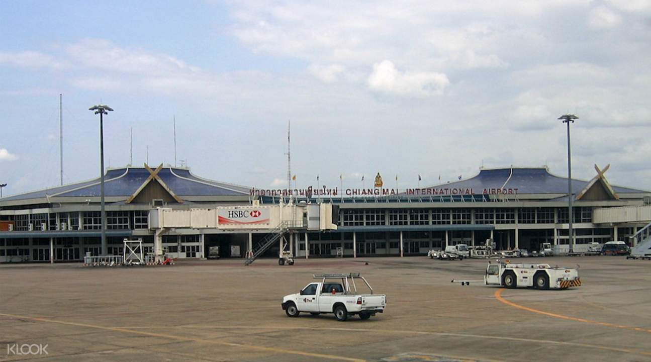 Chiang Mai International Airport (CNX) Immigration VIP Fast-Track Service Chiang Mai Thailand
