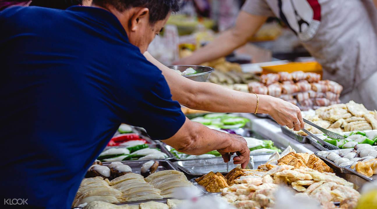 唐人街美食之旅