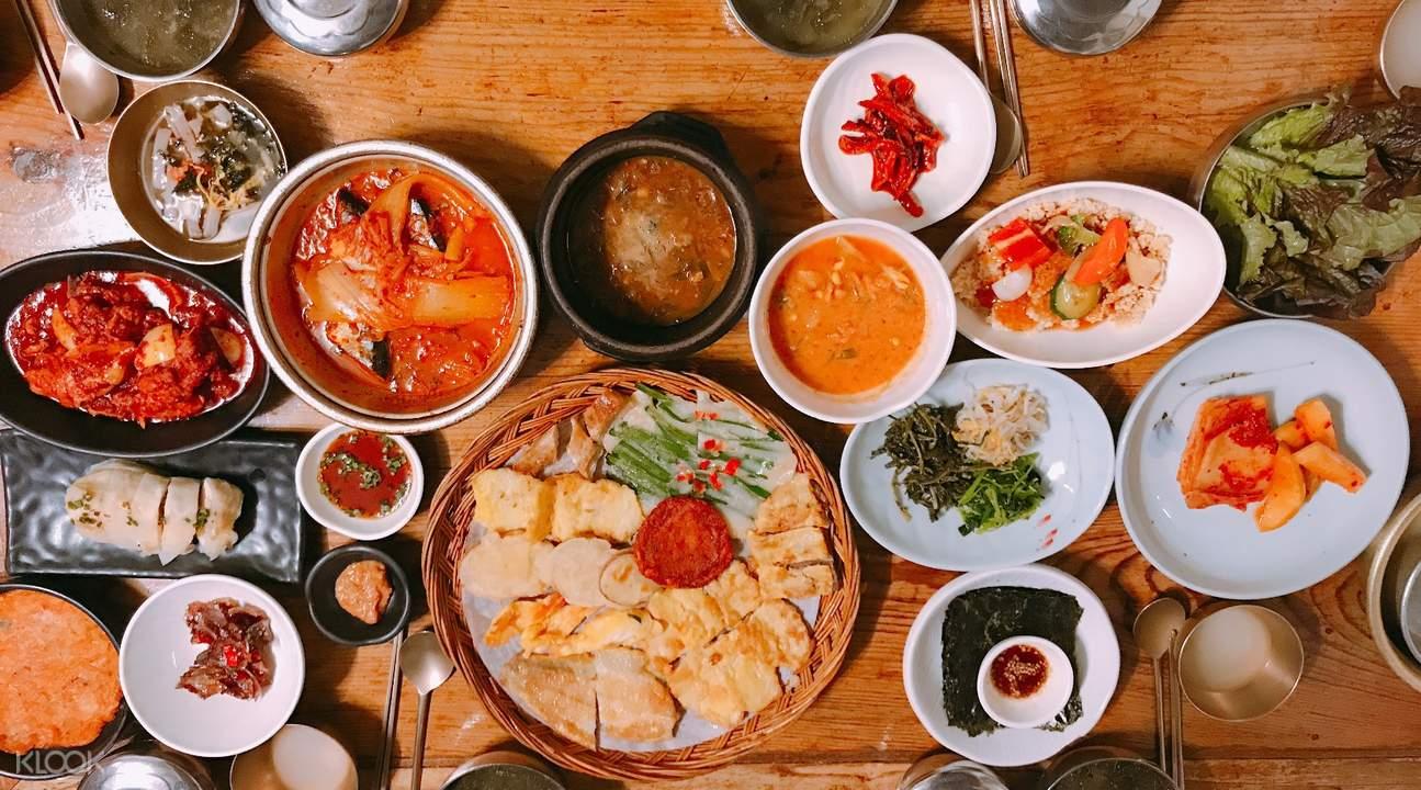 韓式石鍋牛肉