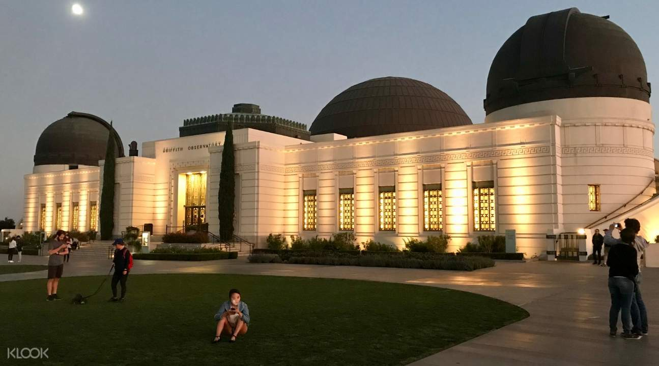 Griffith Park and Observatory