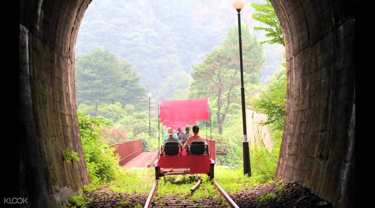 铁道自行车