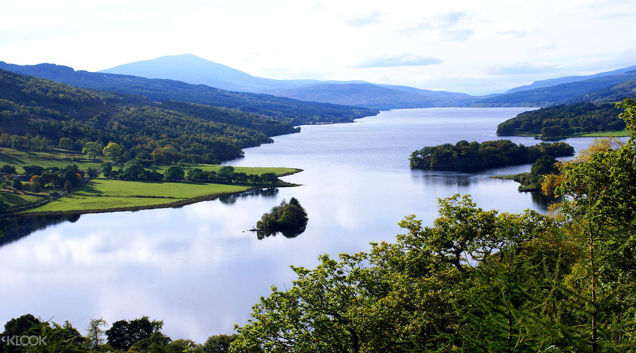 scottish highlands tour from edinburgh, scottish highlands day tour, scotland highland whisky tour, loch tummel