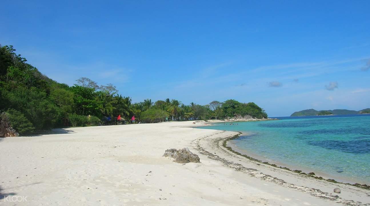 科隆 Malcapuya 岛一日游