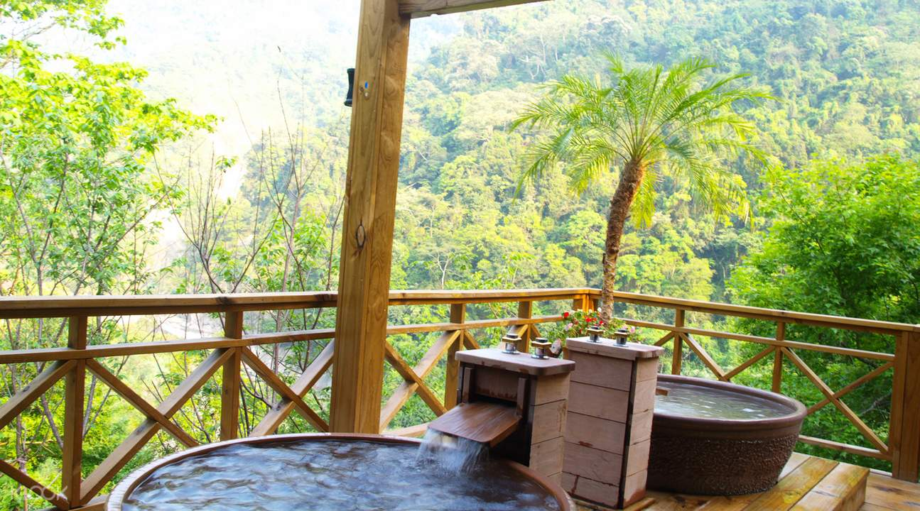 tangyue resort public hot spring spa taichung taiwan