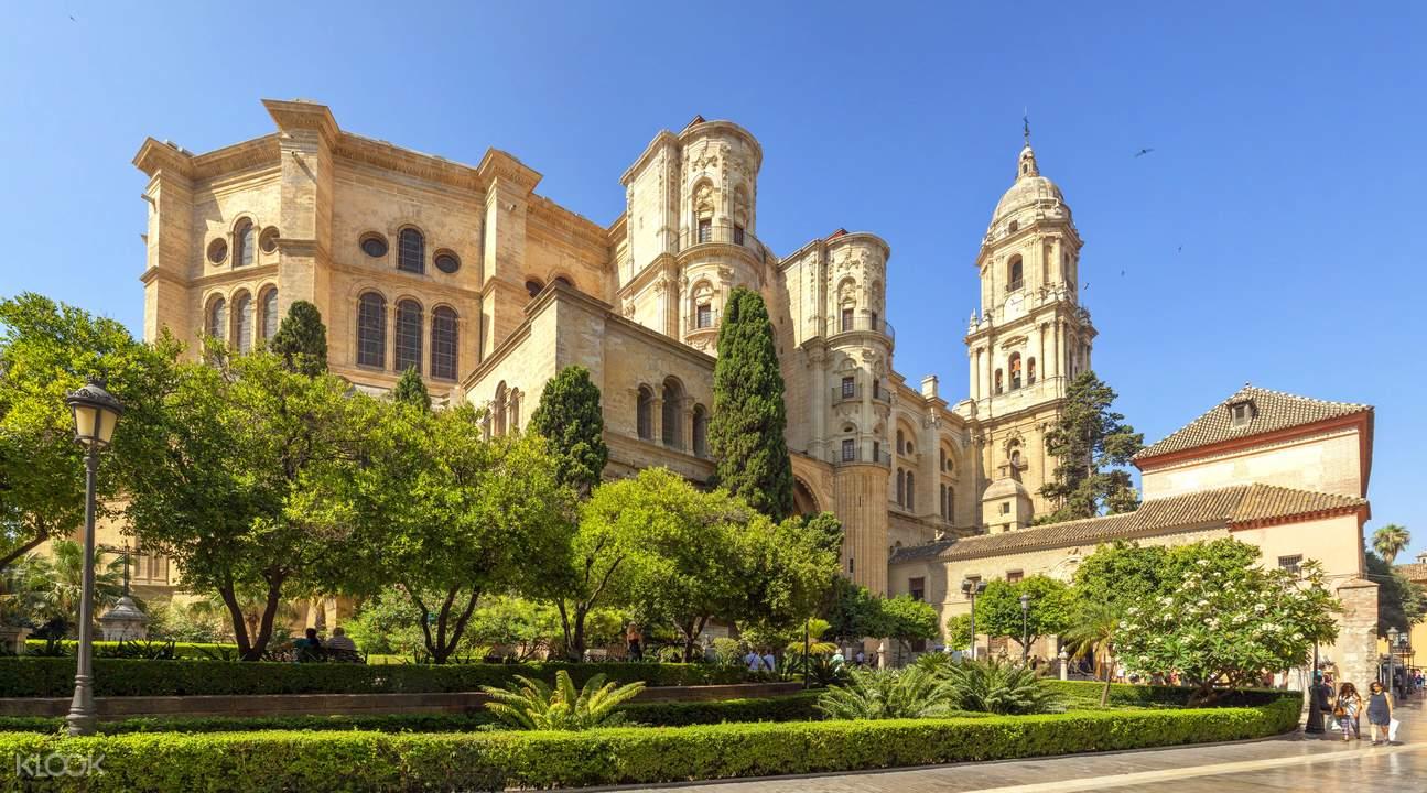 Malaga Cathedral Malaga