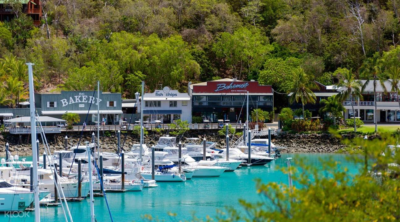 Hamilton Island Freestyle Full Day Cruise from Airlie Beach